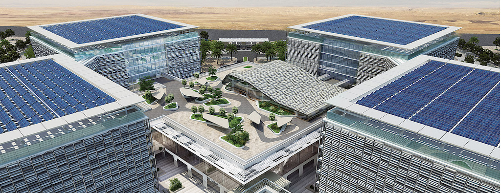 Headquarters Complex for Saudi Electric Company – Al Olaya - KSA