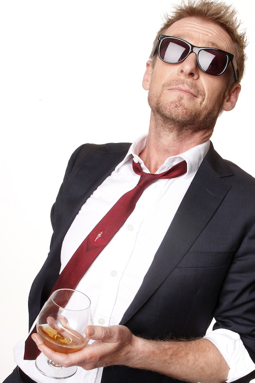 Richard Roxburgh as Cleaver Greene