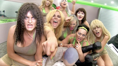 "Ryan Trecartin & Lizzie Fitch - ""CENTER JENNY"" © Ryan Trecartin & Lizzie Fitch"
