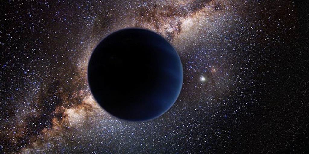 Astronomers have long discussed the likelihood of a ninth planet on the outer edges of the Solar System, but nothing has been found yet. Image: supplied.