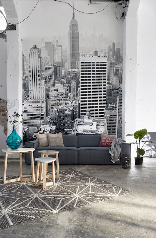 NYC Wallpaper Mural