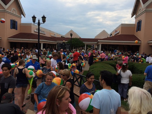 North Georgia Premium Outlets to host Christmas in July Beach Ball Drop on July 15