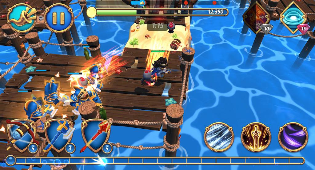 Royal Revolt 2 iOS