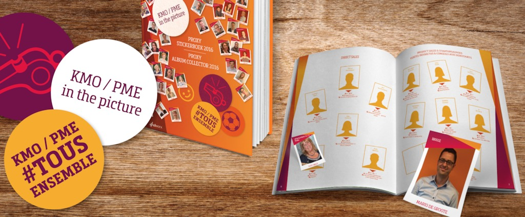 SD Worx - stickerboek