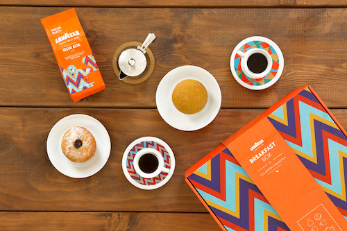 Preview: International Coffee Day - Una colazione da chef grazie a Lavazza e Deliveroo