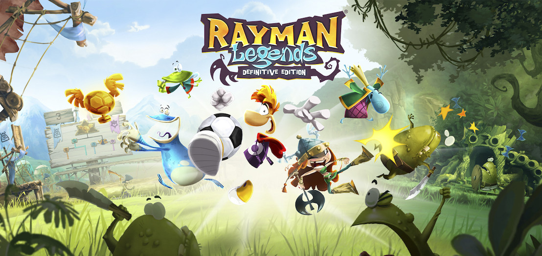 EL DEMO GRATUITO DE RAYMAN® LEGENDS: DEFINITIVE EDITION YA ESTÁ DISPONIBLE PARA NINTENDO SWITCH