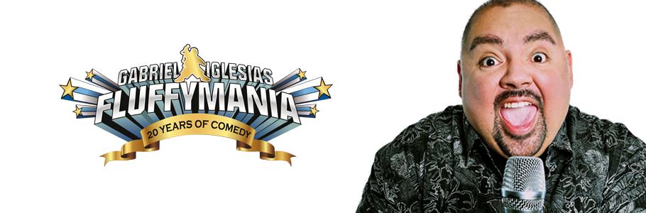 Gabriel Iglesias Fluffymania World Tour   Juni