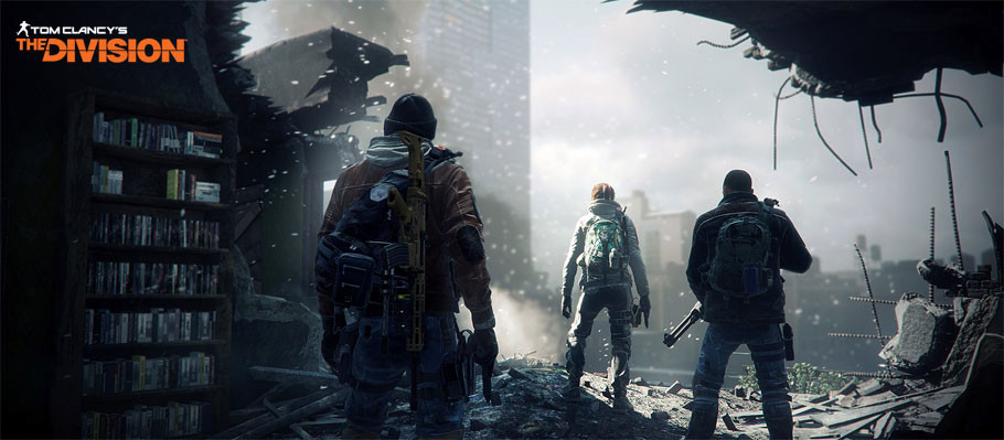 YA ESTÁ DISPONIBLE CONFLICT, LA SEGUNDA ACTUALIZACIÓN DE TOM CLANCY'S® THE DIVISION