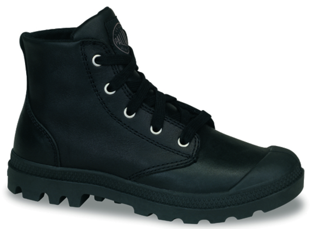 Palladium_women Pampa Hi Leather - 99.95