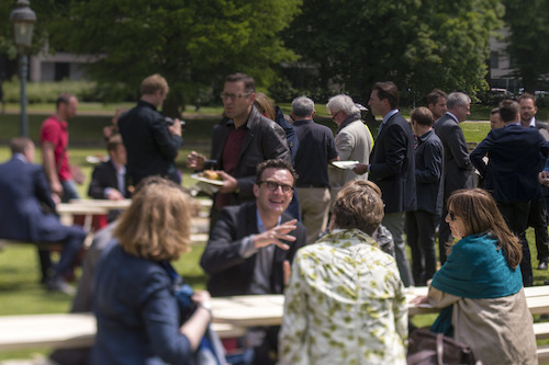 European Canteen in Leopoldpark (Copyright Andri Haflidason)