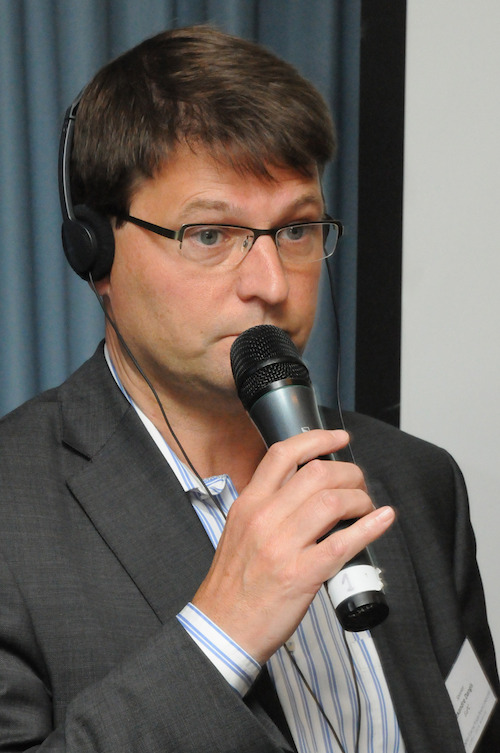 Alexandre Dangis, Manging Director EuPC