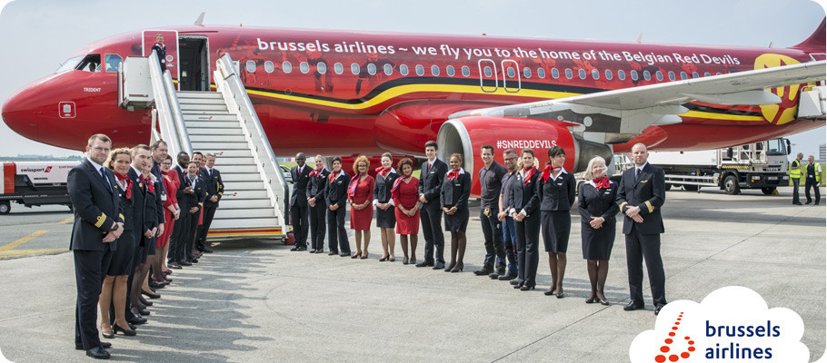 Red Devils take off to Bordeaux with Trident