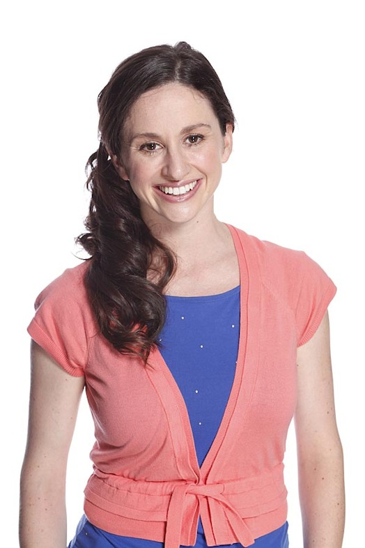 ABC KIDS Play School presenter Emma Palmer