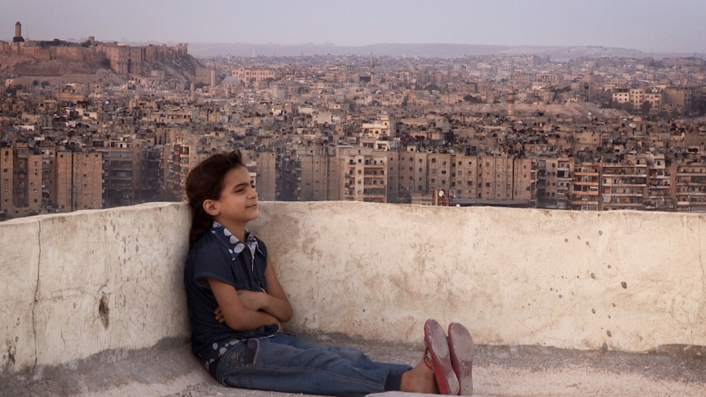Children on the Frontline: Escape from Aleppo