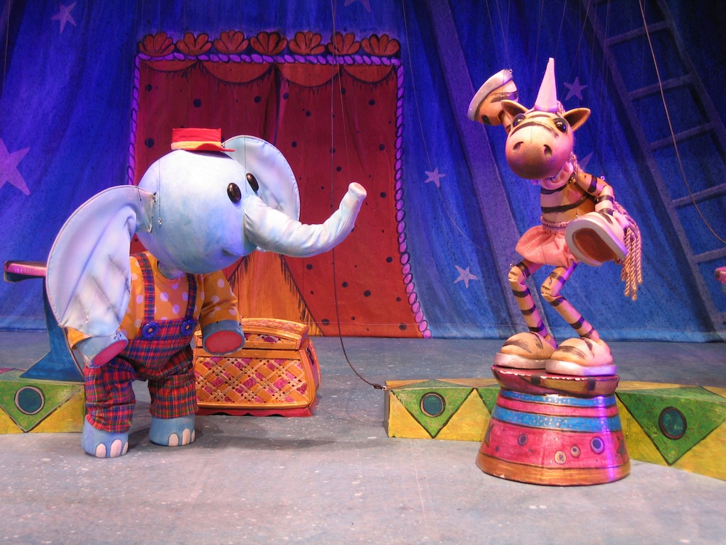 Corny and Oliver - Center for Puppetry Arts