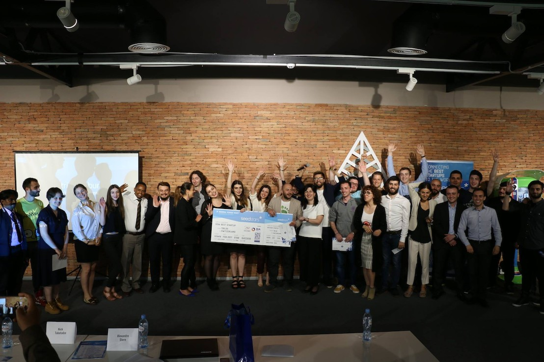 MEET THE BEST STARTUPS FROM TBILISI THAT WILL COMPETE TO BE CROWNED GEORGIA'S BEST STARTUP DURING SEEDSTARS TBILISI