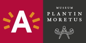 Museum Plantin-Moretus press room Logo