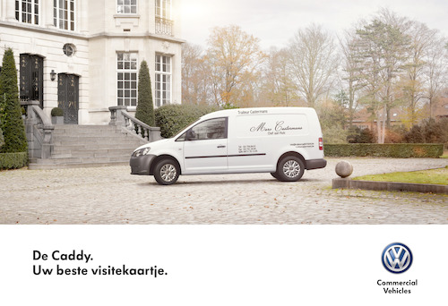 Volkswagen Business Cards - Caddy