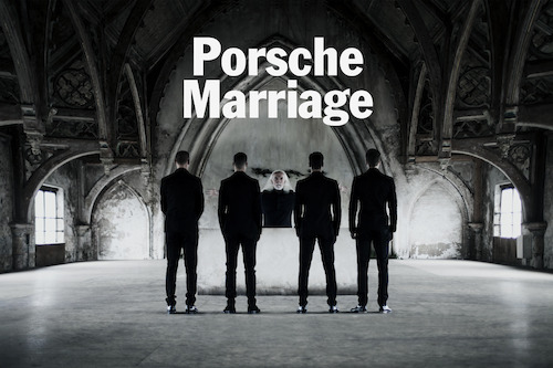 Preview: Porsche organises polygamous marriage for the launch of Share a Porsche