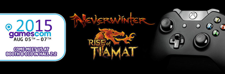 Neverwinter : Rise of Tiamat est disponible sur Xbox One