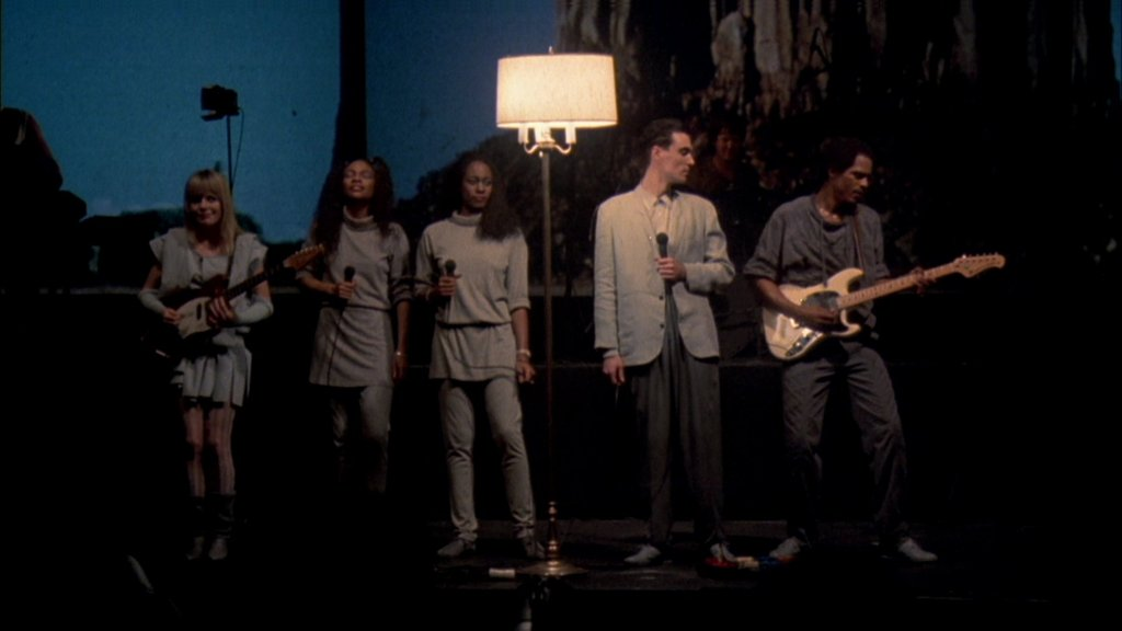 Out Loud! Film: Do 18.06, 22:30 - STOP MAKING SENSE, Jonathan Demme
