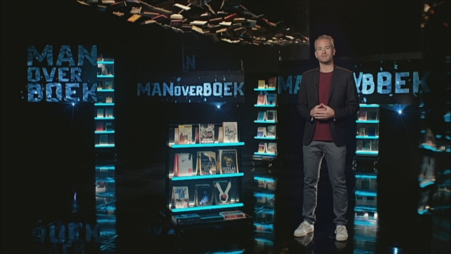 Man over boek II