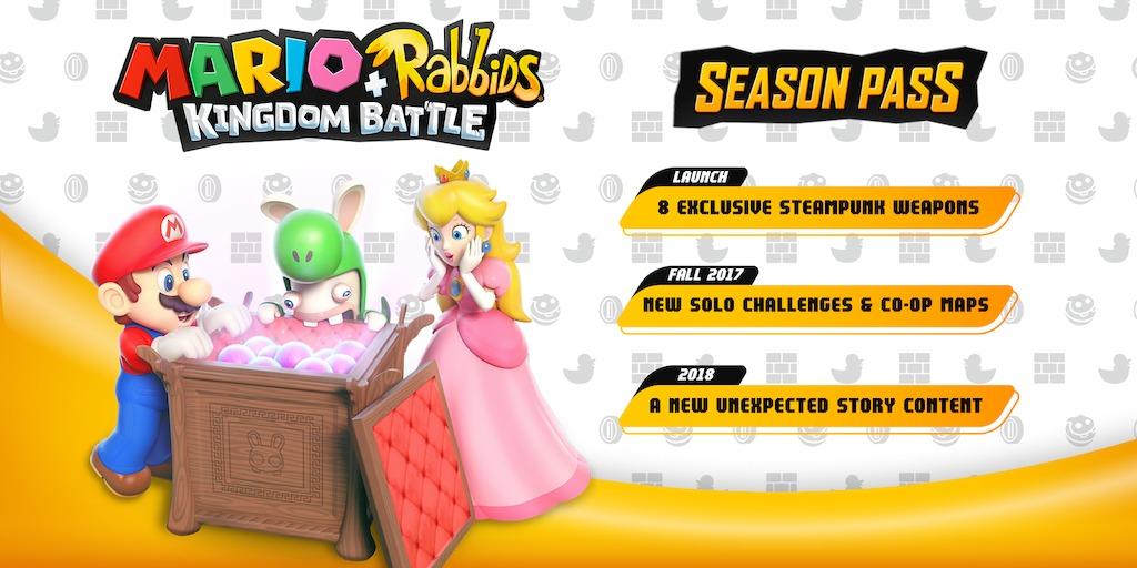 Mario + RabbidsKingdom Battle