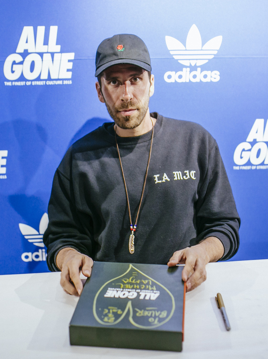 adidas Originals presentó All Gone 2015 y All Gone Decade: Street Culture's Finest