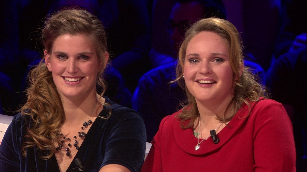 Aflevering 9: Catharina & Stephanie (c) VRT
