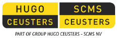 Group Hugo Ceusters-SCMS nv press room Logo