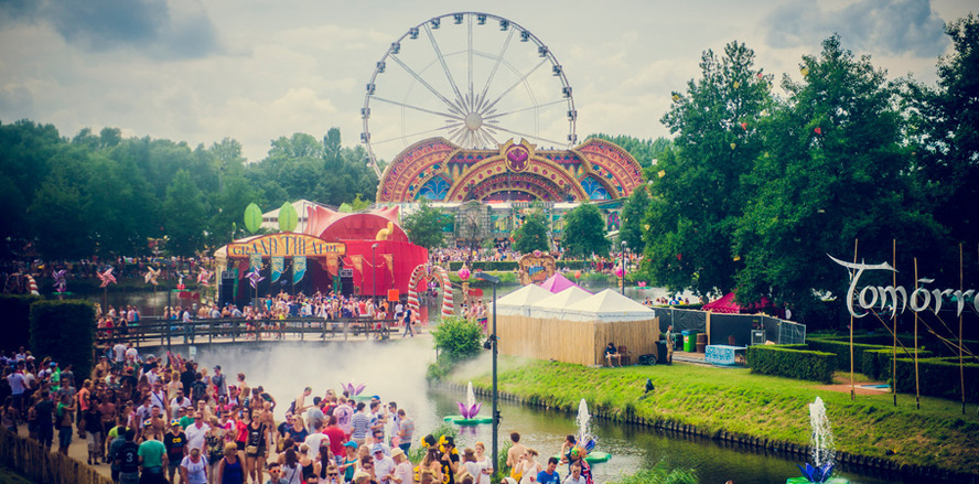 Brussels Airlines accueille deuxième vague des party flights Tomorrowland