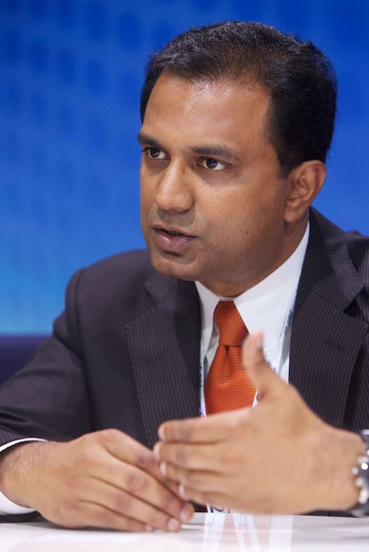 Sudhir Sreedharan, SVP Commercial Operations (GCC, Africa & Indian Sub-Continent)