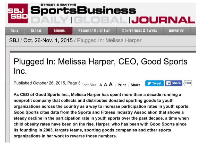 Sports Business Journal - 1