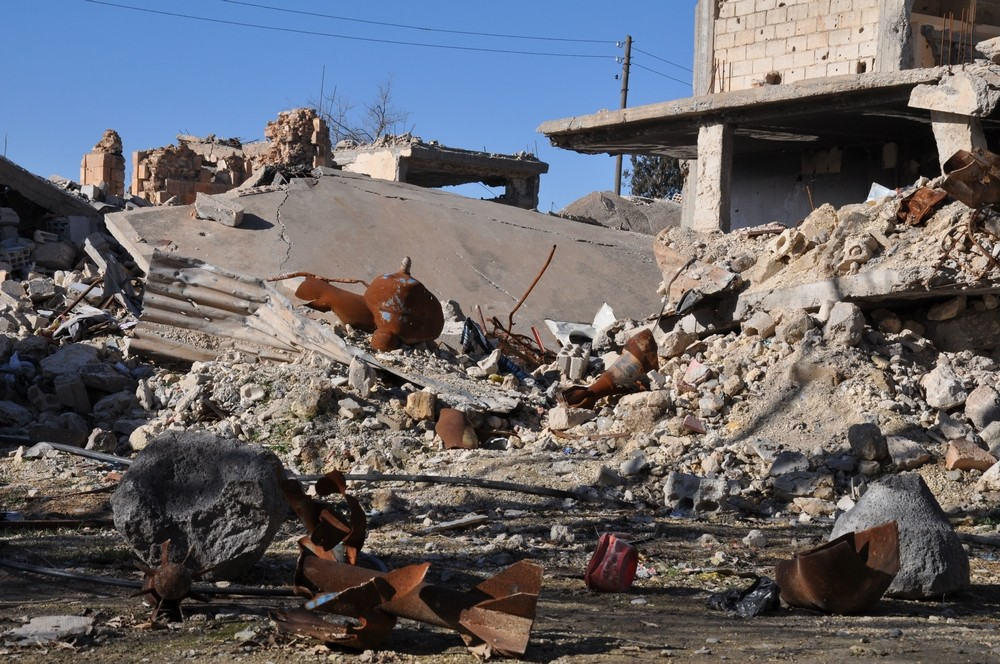 Syria: Explosive devices are having a deadly impact on people fleeing or returning to their homes