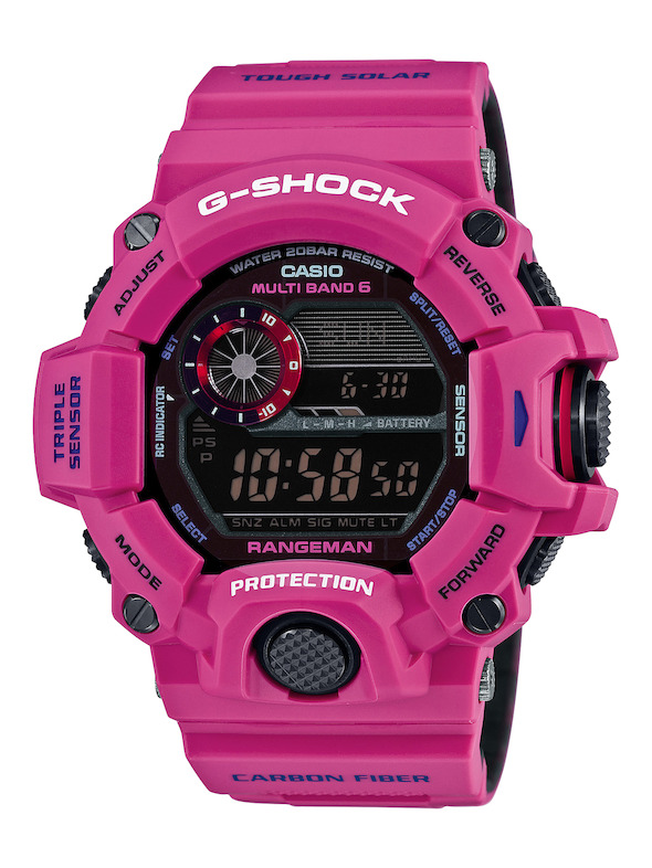 Rangeman - Man in Sunrise Purple $8,079