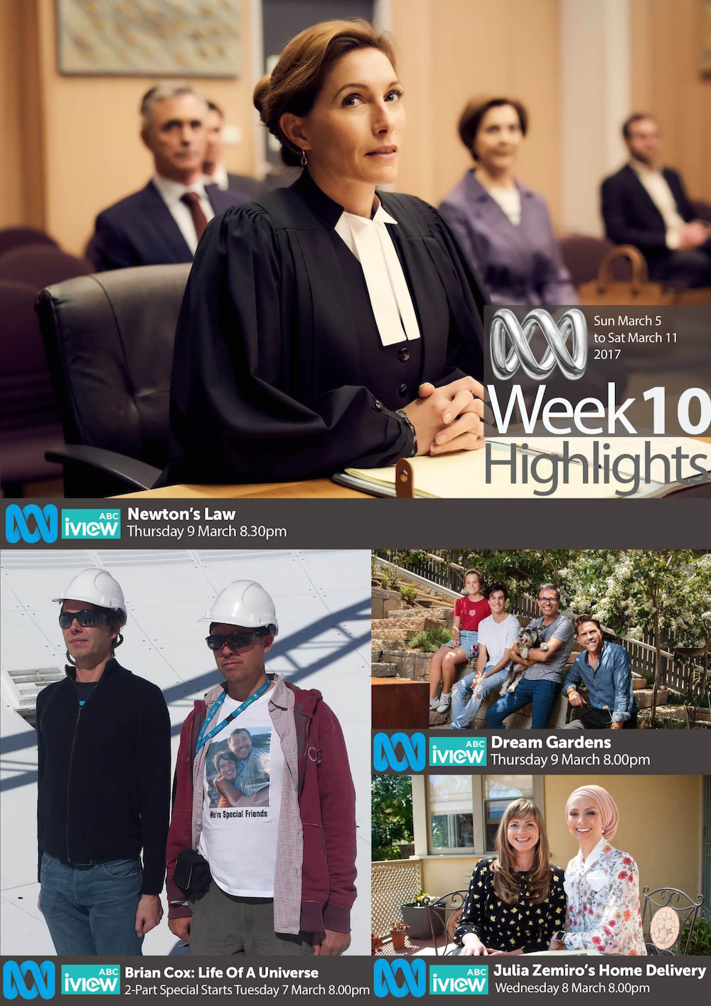 ABC Program Highlights - Week 10