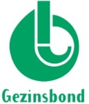 Gezinsbond press room Logo