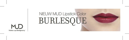 Make-Up Designory Lipsticks - BURLESQUE