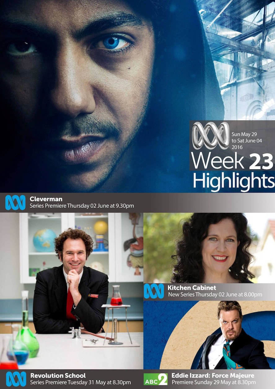 ABC Program Highlights - Week 23