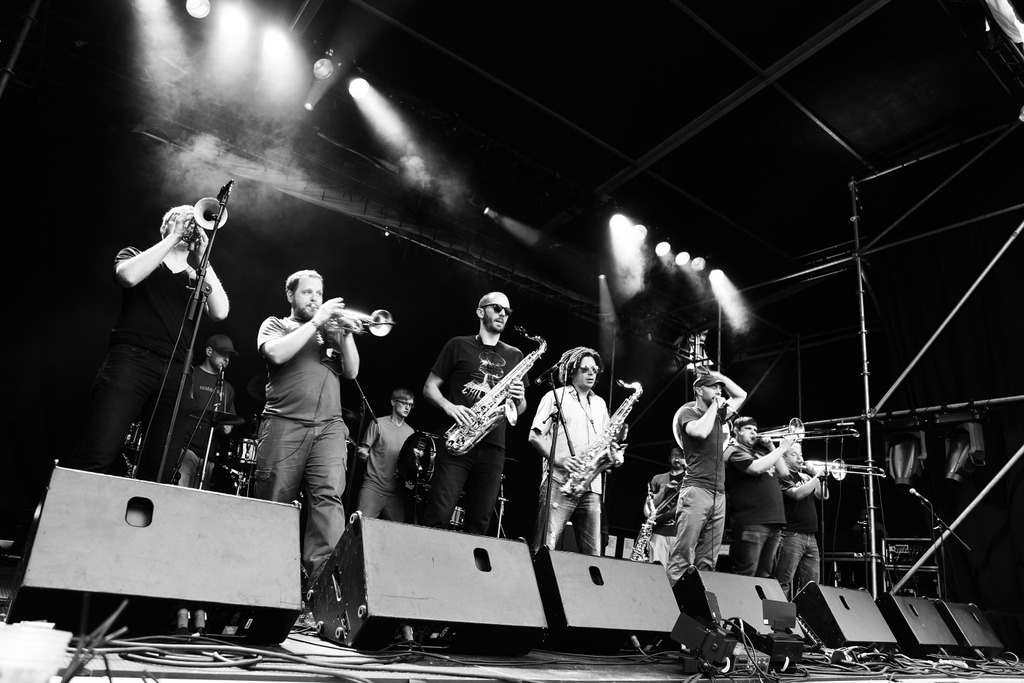 Youngblood Brass Band (c) Lisanne Valgaerts