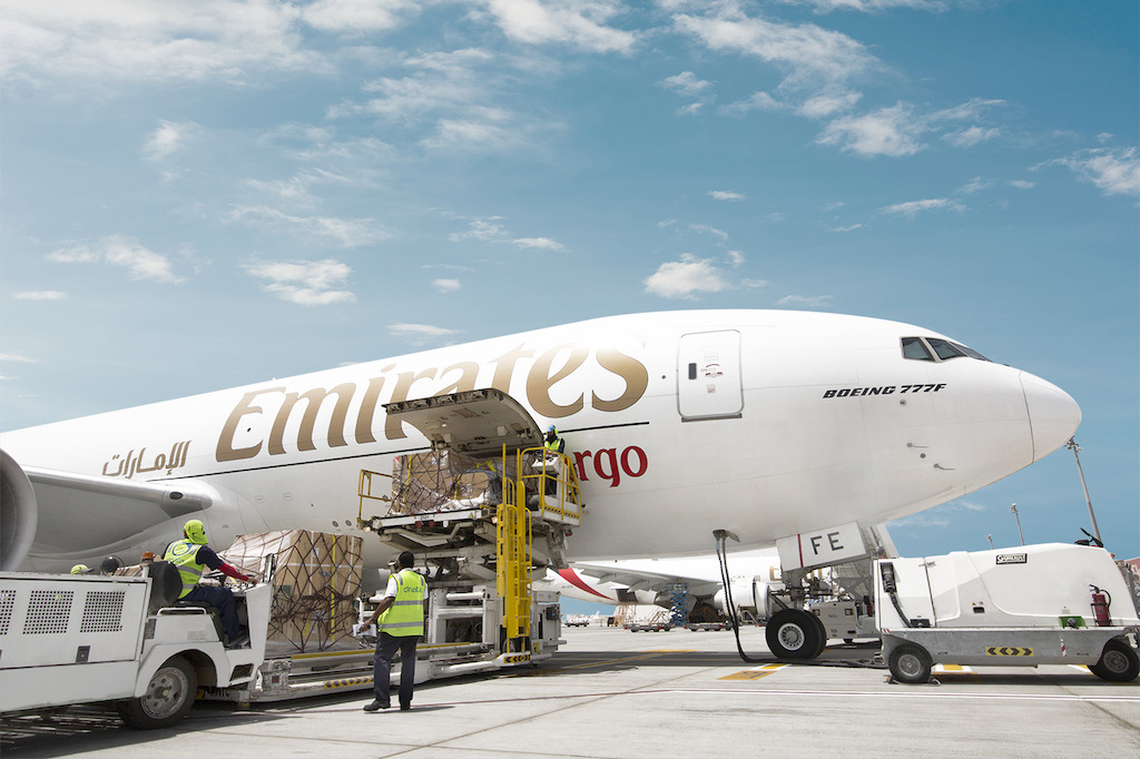 Emirate SkyCargo launches freighter services to Hong Kong and Delhi
