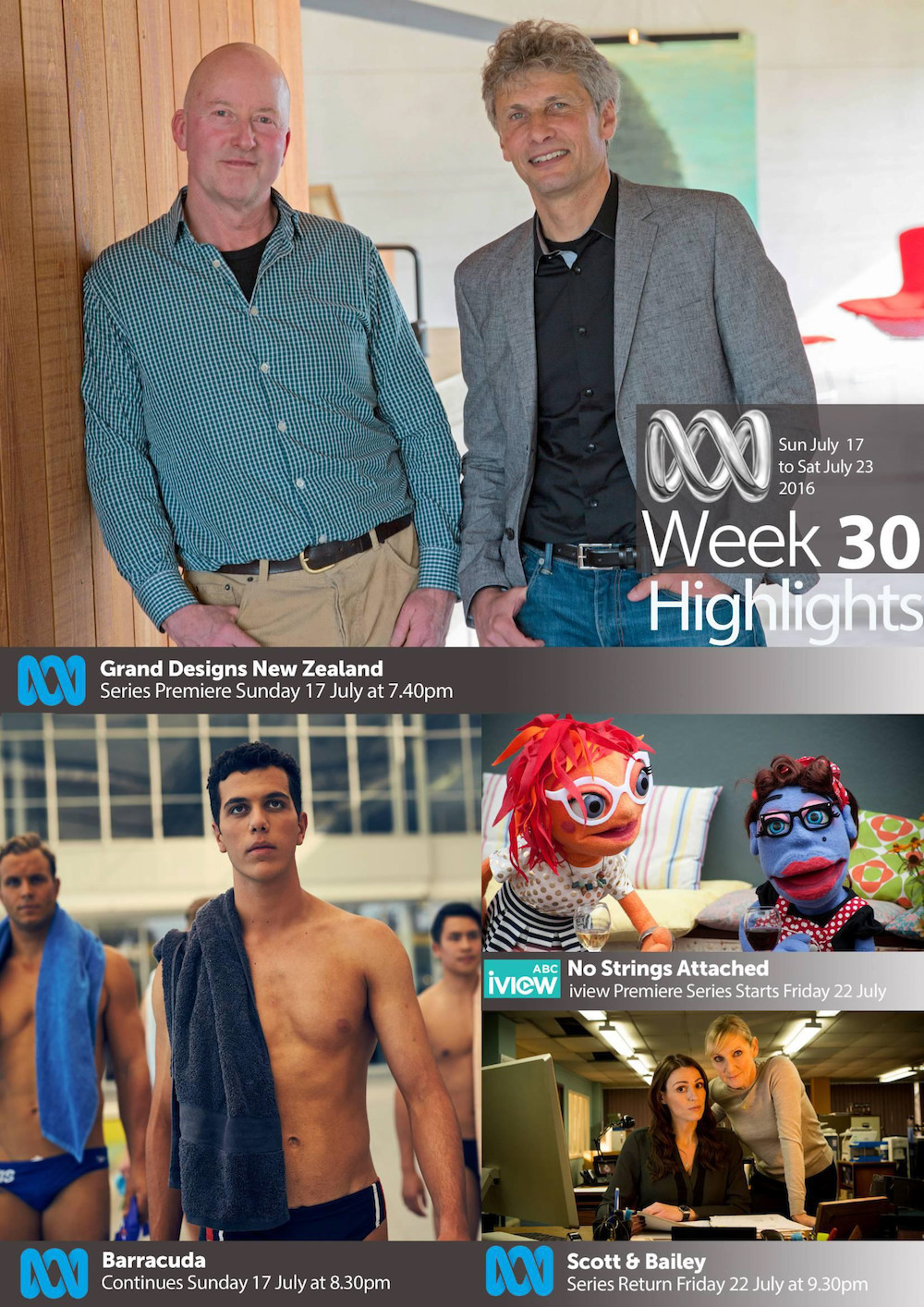 ABC Program Highlights - Week 30