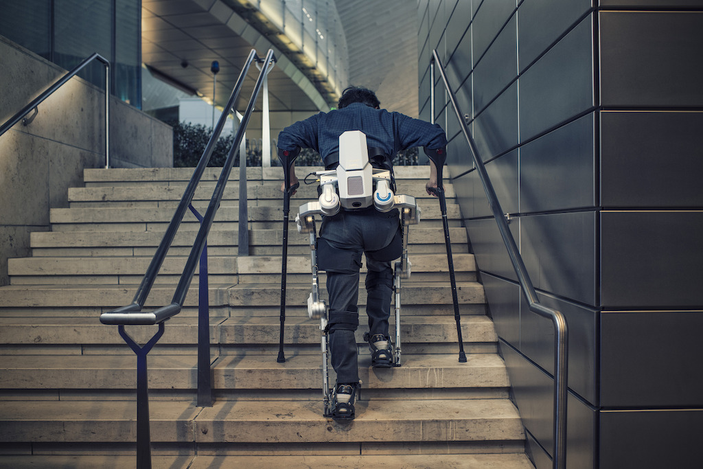 Hyundai Wearable Robot