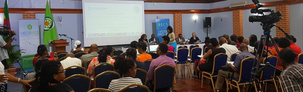 OECS Launches Regional Statistics Strategy