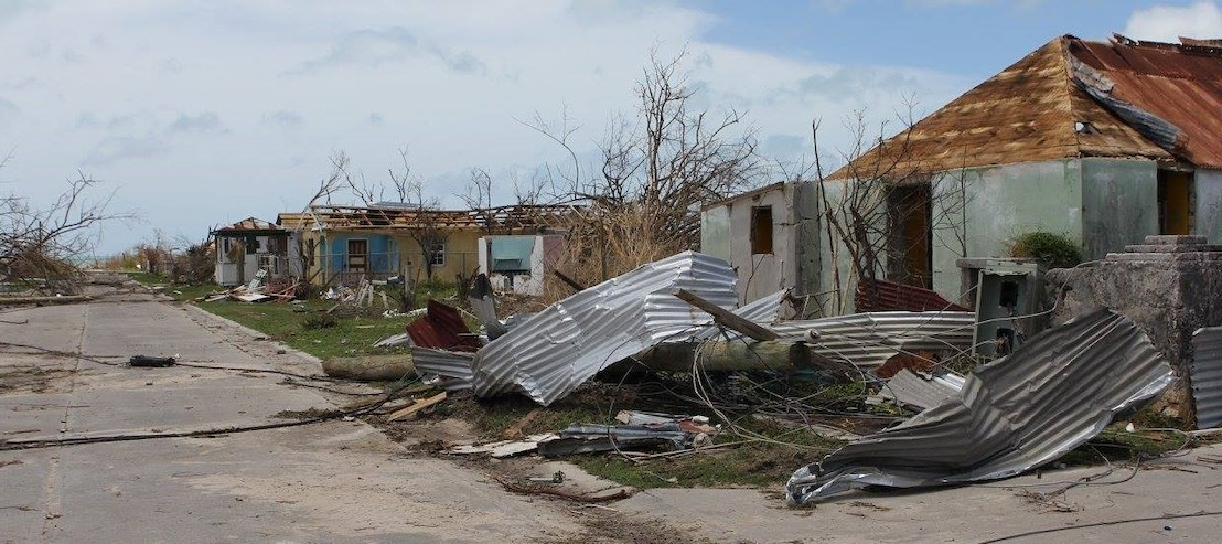 Relief efforts continue for Barbuda