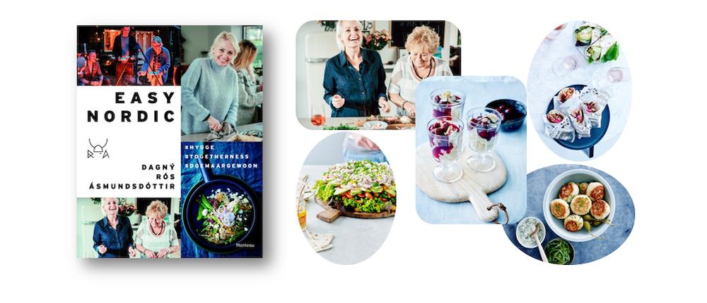 Dagn r s smundsd ttir brengt een ode aan de scandinavische manier van leven n eten in 39 easy - De scandinavische cocktail ...