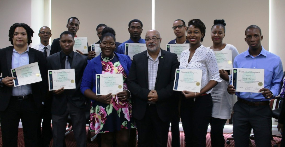 30 Under 30 Awards: OECS Entrepreneurs Taking the World by Storm