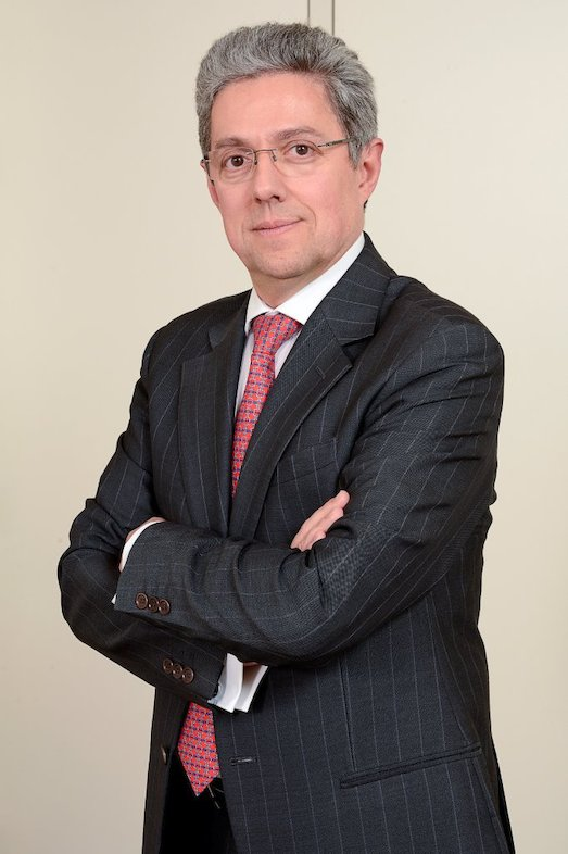 Frédéric Midy, Chairman of EuPC's Building and Construction Division