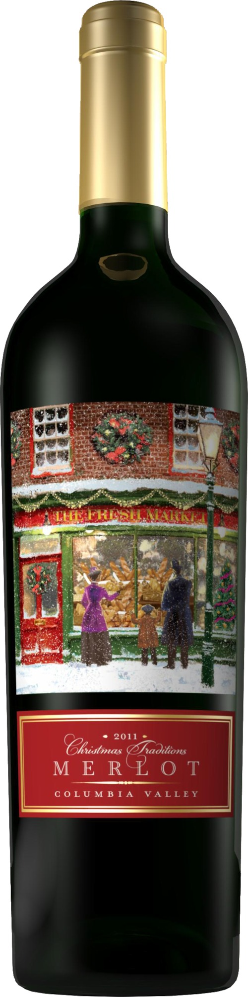 TFM Merlot Christmas Wine