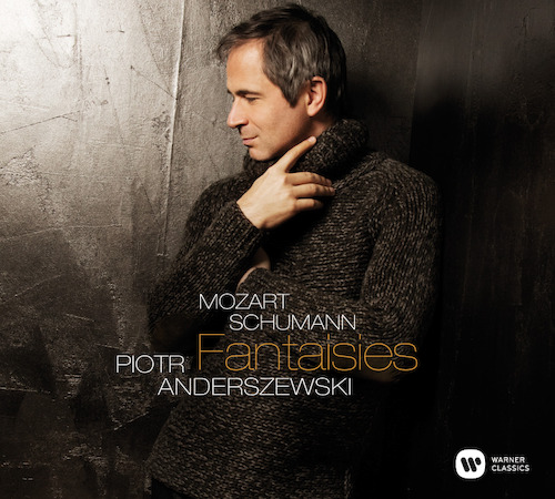 Piotr Anderszewski to release new Warner Classics album <i>Fantaisies</i>, featuring the music of Mozart and Schumann, on February 24, 2017